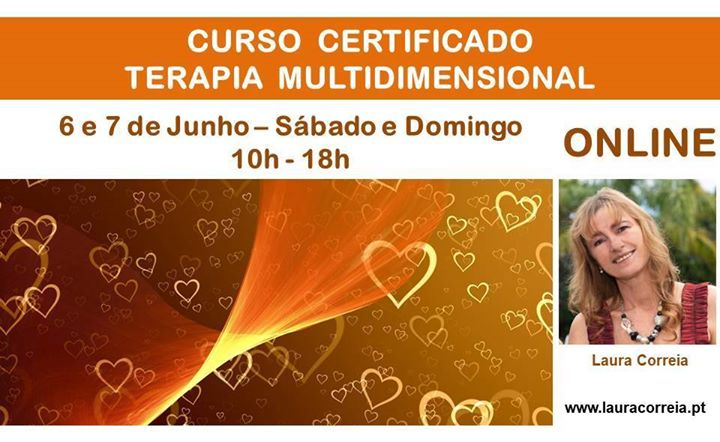 Online | Curso Certificado de Terapia Multidimensional