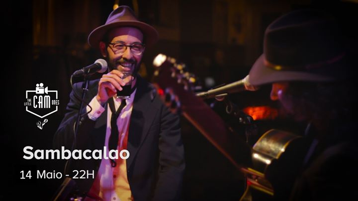 The Little CAM Ones - #4 - Sambacalao