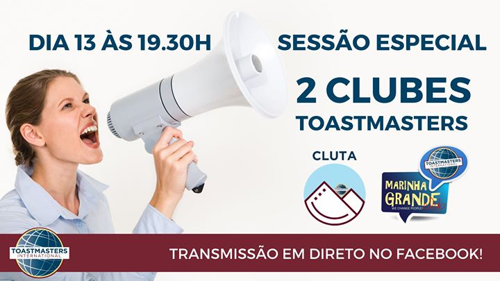 Sessão Especial 2 Clubes TM - CLUTA+Marinha Grande TM!