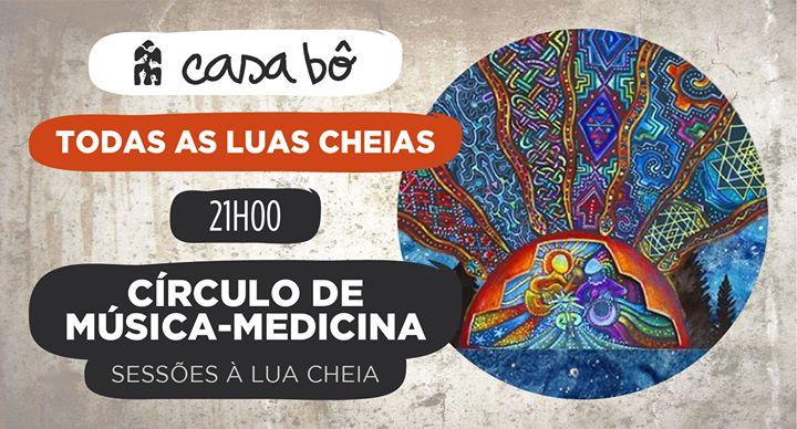 Círculo de Música Medicina
