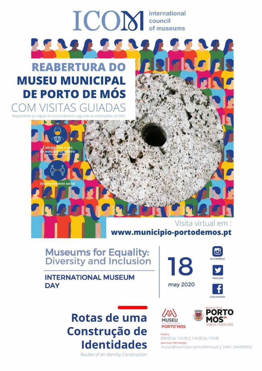 18 de Maio, Dia Internacional dos Museus