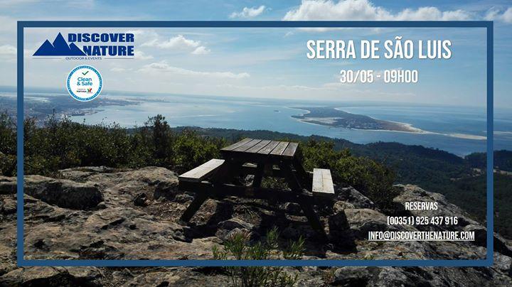 Pedestre - Serra de São Luís