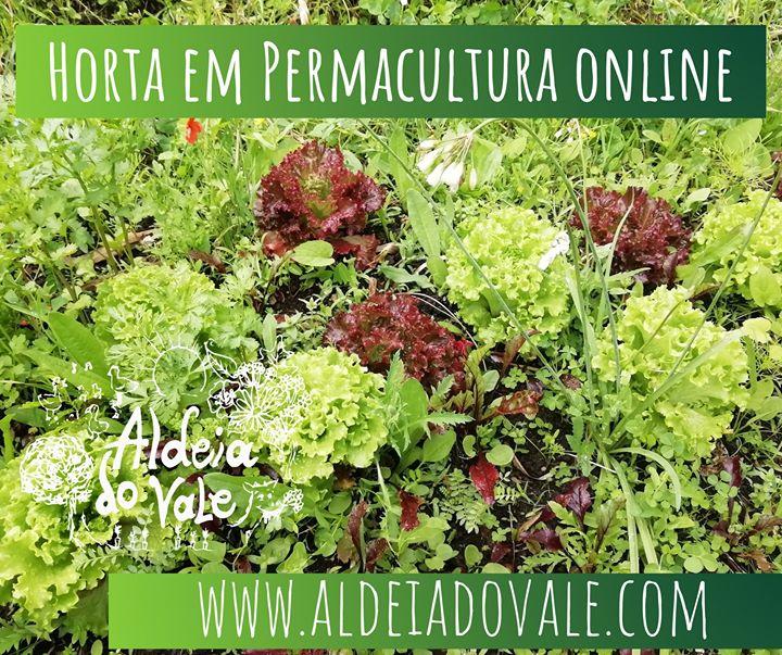 Horta em Permacultura ONLINE