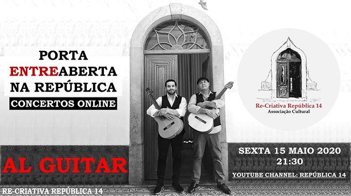 Al Guitar Duo - Concerto online na República 14