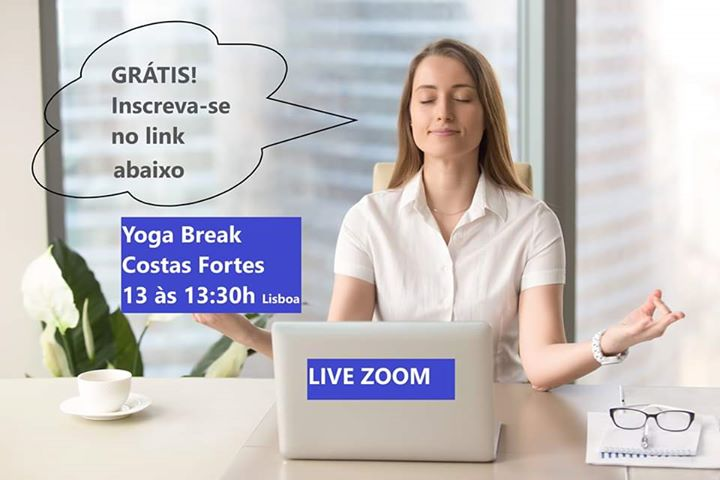 LIVE: Yoga Break