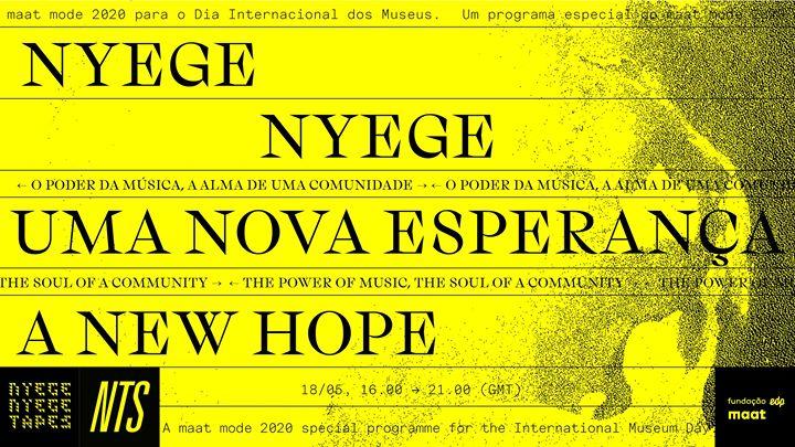 Maat x Nyege Nyege: Uma Nova Esperança