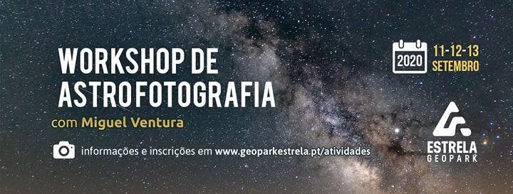 Workshop de Astrofotografia