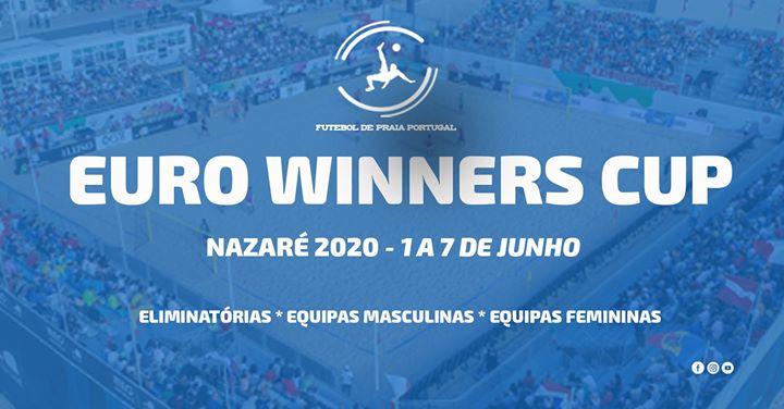 Euro Winners CUP - Nazaré 2020