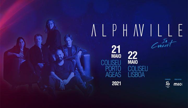 Alphaville | Coliseu de Lisboa