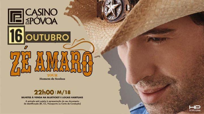 Zé Amaro Casino da Póvoa