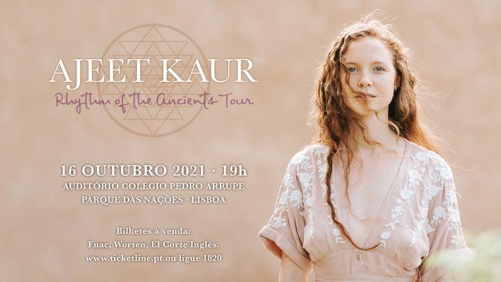 Ajeet Live in Lisboa 2021