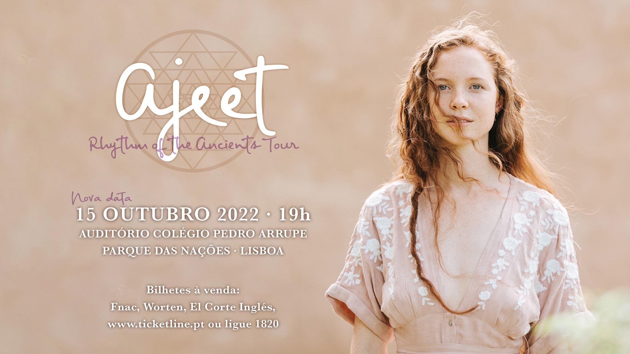 Ajeet Live in Lisboa 2022