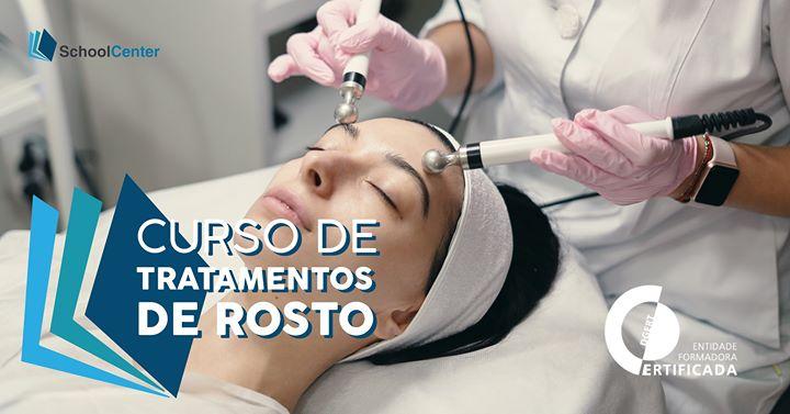 Curso de Tratamentos de Rosto (25h)