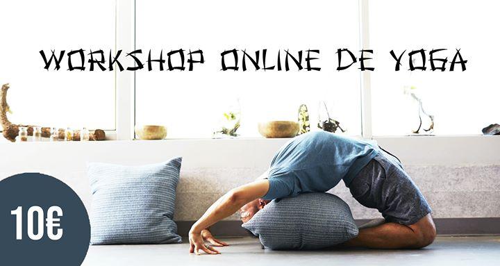 Workshop Online de Yôga