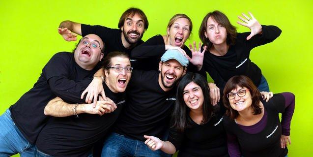 #ContesConfinats amb Vivim del Cuentu