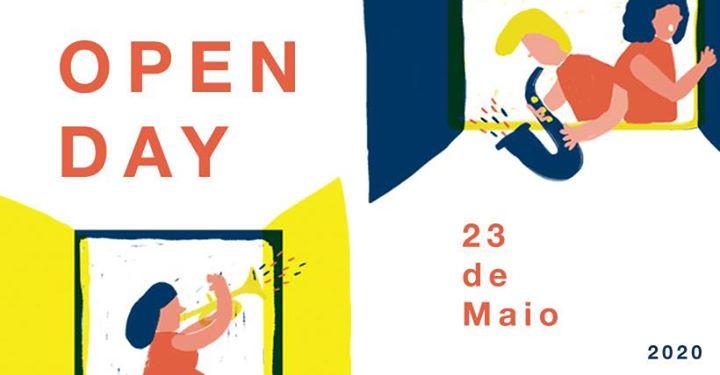Open Day - Escola de Jazz Luiz Villas-Boas