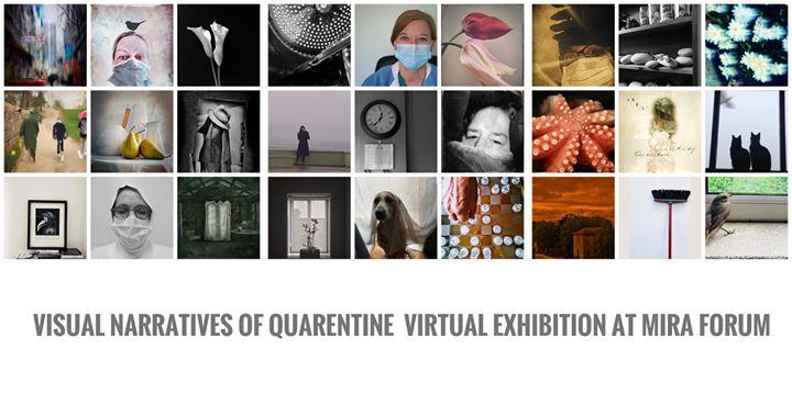 Narrativas Visuais da Quarentena|Visual Narratives of Quarentine