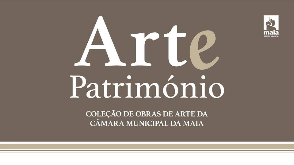 """""""ARTE E PATRIMÓNIO' – OBRAS DA COLEÇÃO DE ARTE DA CÂMARA MUNICIPAL ..."""