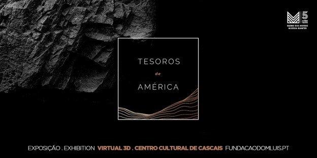EVENTO VIRTUAL | Tesouros da América - 500 Anos da Viagem de Circum-navegação iniciada por Fernão de Magalhães