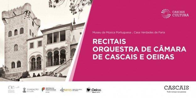 EVENTO ADIADO | Temporada de Recitais  da Orquestra de Câmara de Cascais e Oeiras 2020