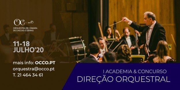 EVENTO ADIADO | I Academia & Concurso Direção Orquestral
