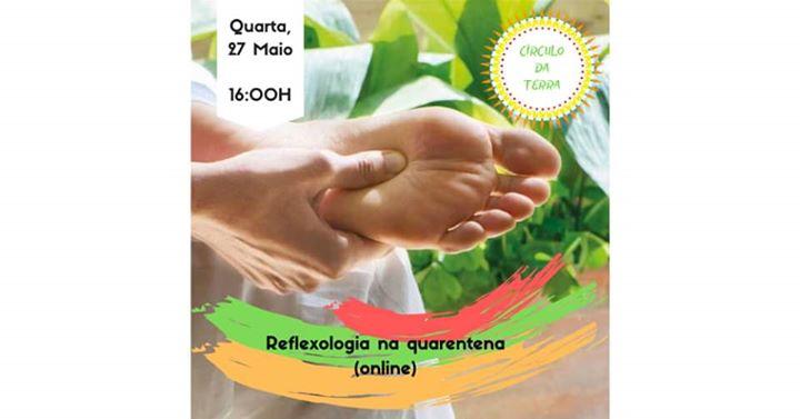 Reflexologia na Quarentena