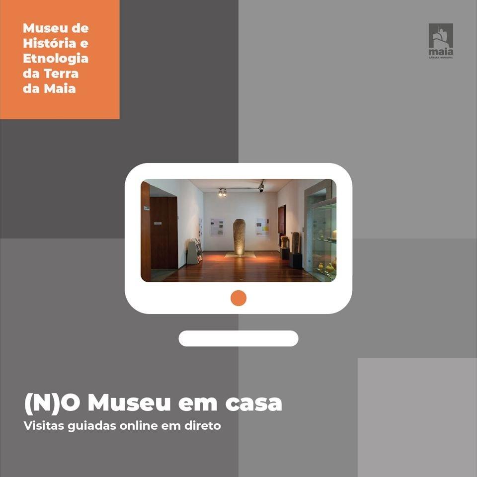 (N)O MUSEU EM CASA