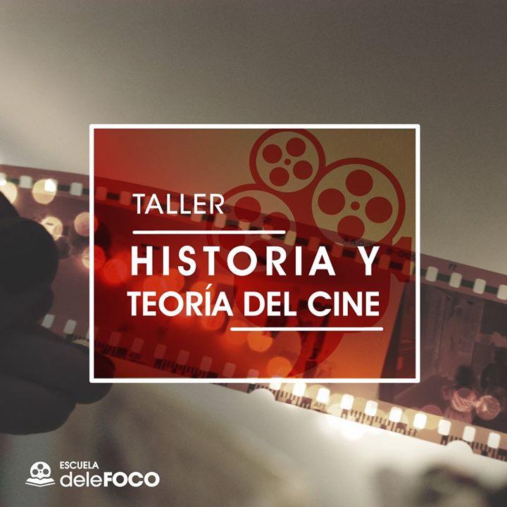 Taller Online de Historia y Teoría del cine