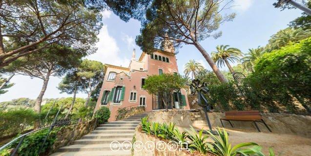 Visita virtual a la Casa Museu Gaudí: recorrent el vessant més personal del geni