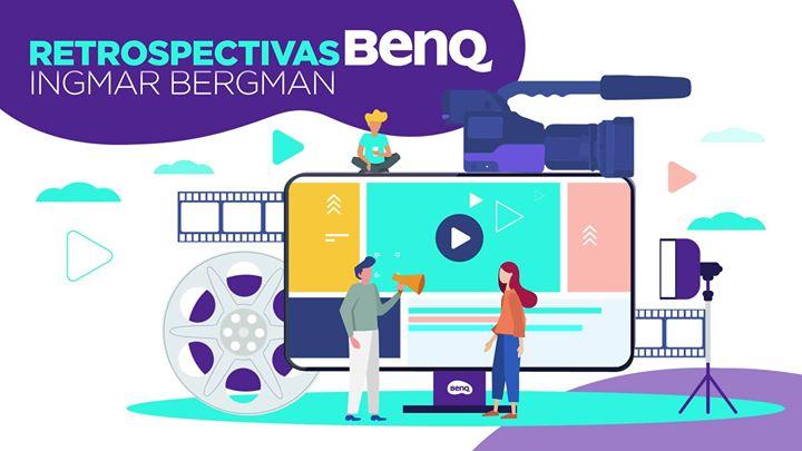 Retrospectivas BenQ 'El cine de Ingmar Bergman' powered by BenQ