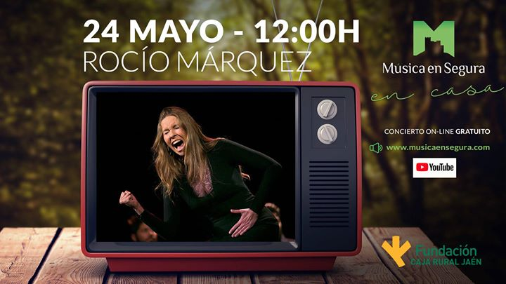 Música en Segura 2020 online   Rocío Márquez