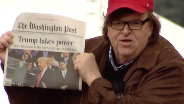 'FAHRENHEIT 11/9' de Michael Moore