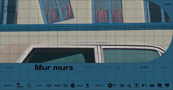 Retrovisor - Mur murs (1980), de Agnès Varda