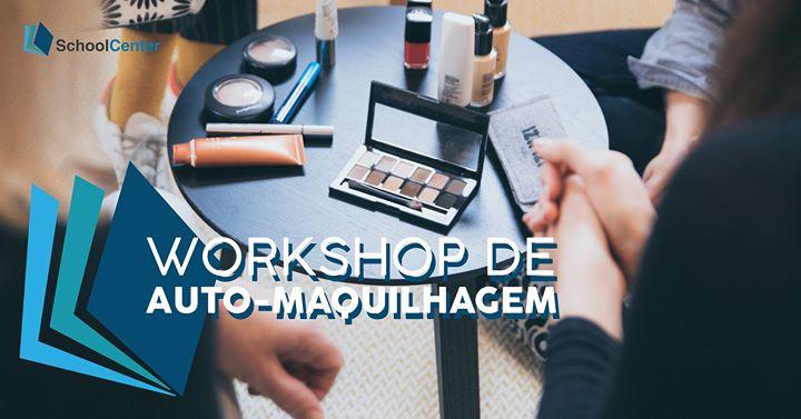 Workshop de auto-maquilhagem