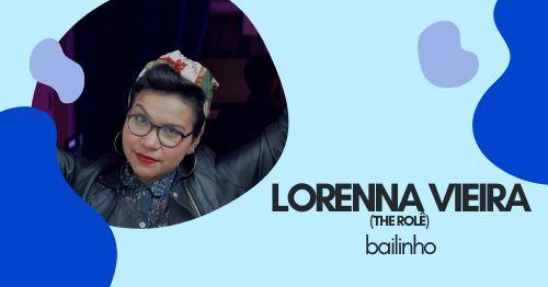 Lorenna Vieira (The Rolê) na VALSA | bailinho