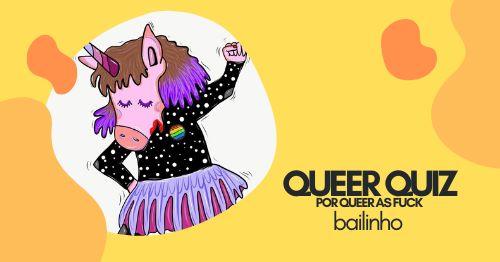 QUEER QUIZ: Filmes LGBT+ na VALSA   bailinho