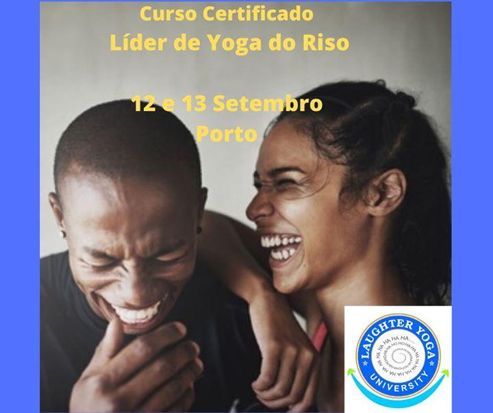 Curso Certificado Líder de Yoga do Riso - Porto