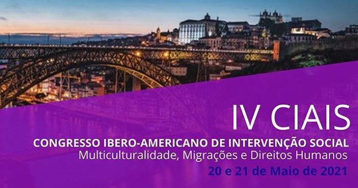 IV Congresso Ibero-americano de Intervenção Social (IV CIAIS)