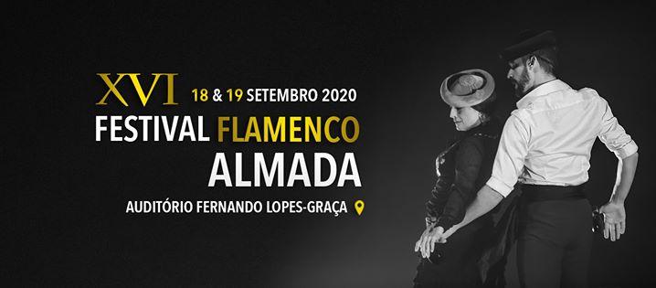 XVI Festival Flamenco Almada