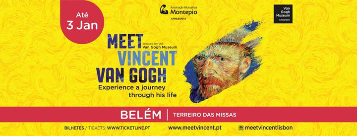 Meet Vincent van Gogh