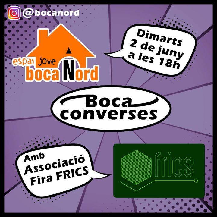 Boca Conversa amb Fira Frics - El moviment maker i la crisis sanitària