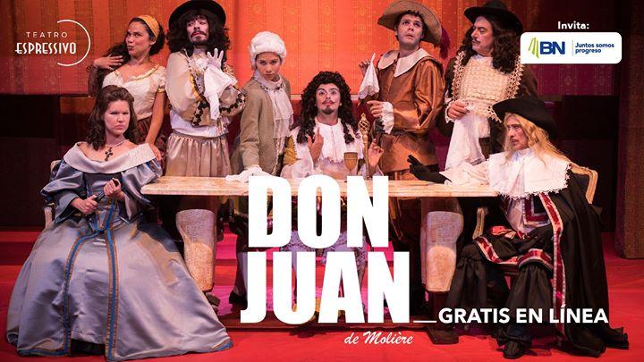 Don Juan - gratis en línea