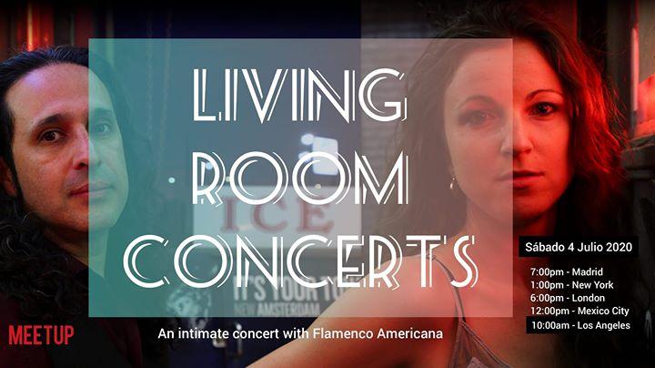Flamenco Americana LIVEstream