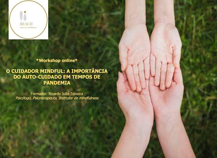 Workshop online: O cuidador mindful em tempos de pandemia