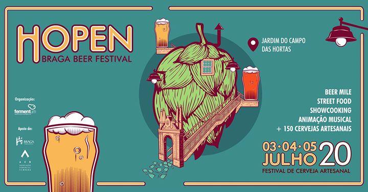 Hopen - Braga Beer Festival'20