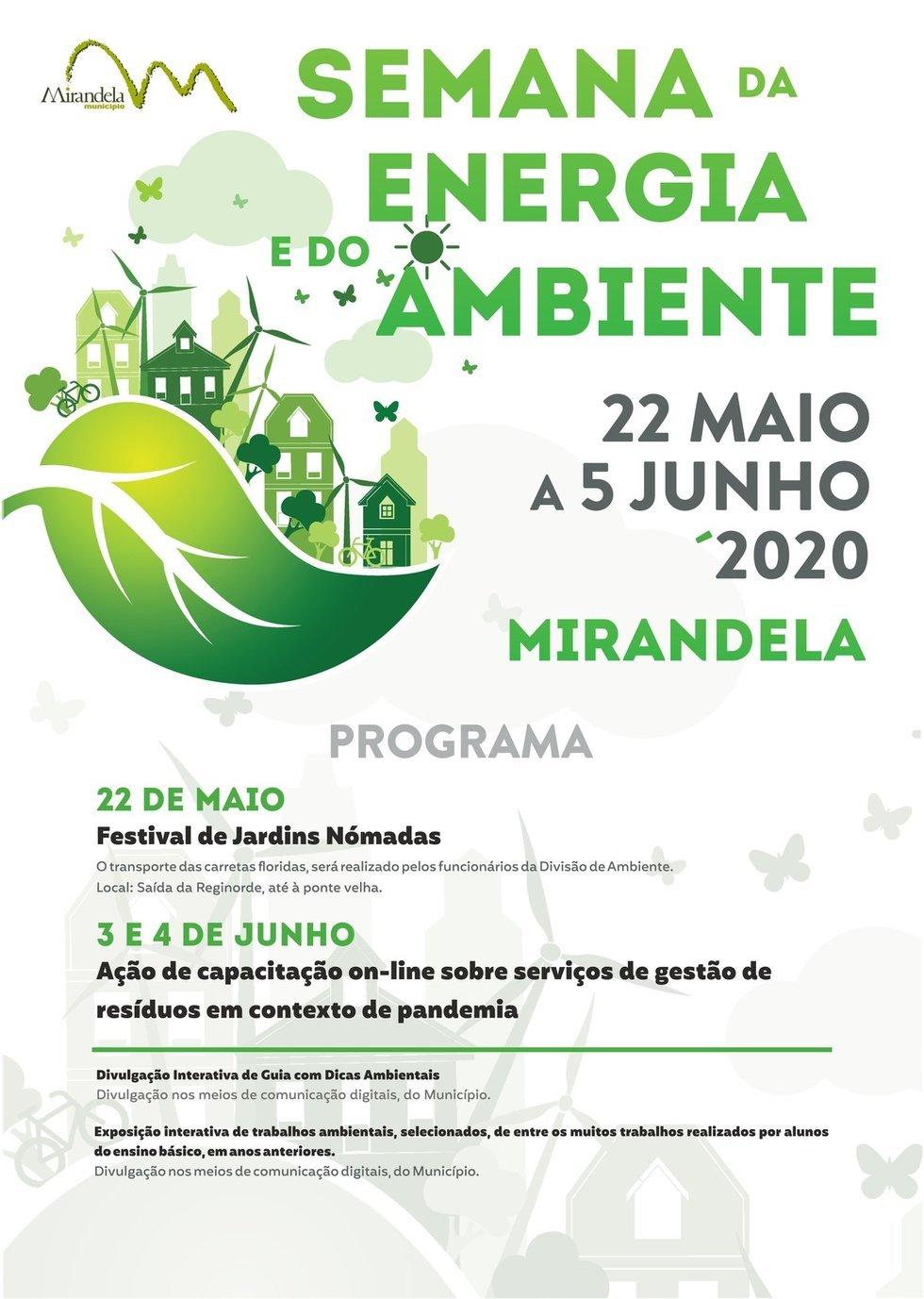 Semana da Energia e do Ambiente 2020