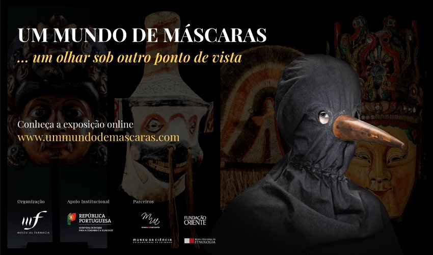 UM MUNDO DE MÁSCARAS