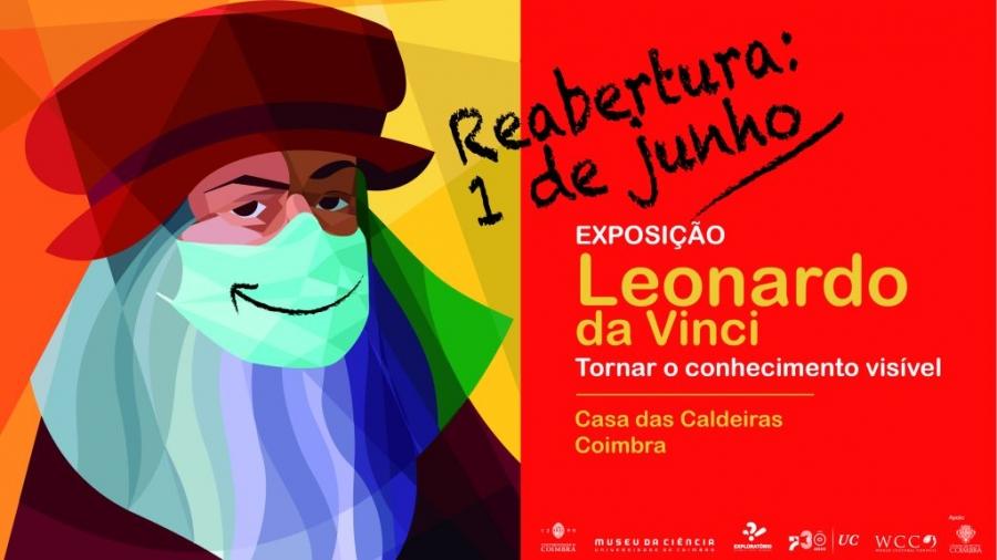 Leonardo da Vinci – Tornar o Conhecimento Visível