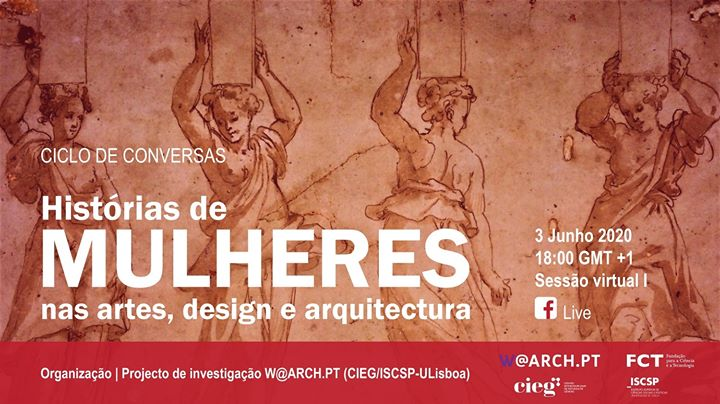 Conversas Histórias de Mulheres nas Artes, Design e Arquitectura