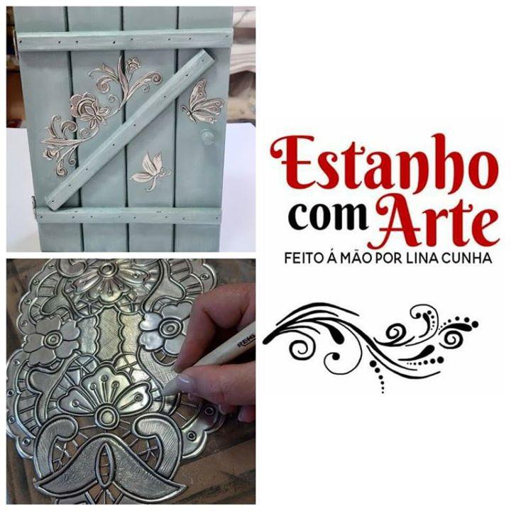 Artes e Ofícios de Portugal: Estanho com arte com Lina Cunha
